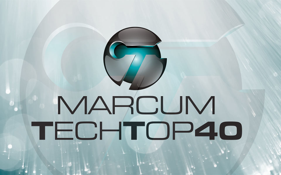 F3 TECHNOLOGY PARTNERS NAMED TO THE 2020 MARCUM TECH TOP 40